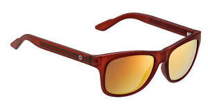 Gucci GG 3709/S M7C/UW ORANGE FLASH MLRED (ORANGE FLASH ML)