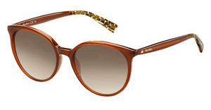 Max Mara MM LIGHT III NNO/JD BROWN SFOPAL CRML (BROWN SF)