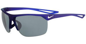 Nike NIKE TRAINER EV0934 440 MATTE DEEP ROYAL BLUE/WHITE WITH GREY W/SILVER FLASH LENS LENS