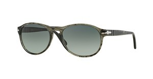 Persol PO2931S 102071 GRADIENT GREYSTRIPED GREY