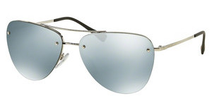 Prada Sport PS 53RS 1BC5K2 GREEN MIRROR SILVERSILVER