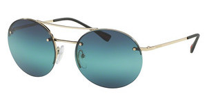 Prada Sport PS 54RS ZVN5T2 BLUE GRADIENTPALE GOLD