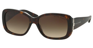 Ralph Lauren RL8127B 500313 BROWN GRADIENTDARK HAVANA