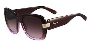 Salvatore Ferragamo SF779S 605 BURGUNDY GRADIENT