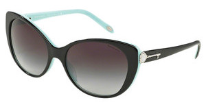 Tiffany TF4099H 80553C GRAY GRADIENTBLACK/BLUE