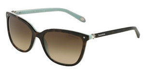 Tiffany TF4105HB 81343B BROWN GRADIENTHAVANA/BLUE
