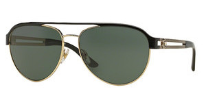 Versace VE2165 136671 GREY GREENPALE GOLD/BLACK