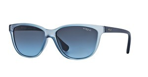 Vogue VO2729S 20308F BLUE GRADIENTTRANSPARENT BLUE