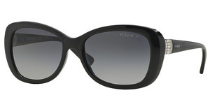 Vogue VO2943SB W44/T3 POLAR GREY GRADIENTBLACK