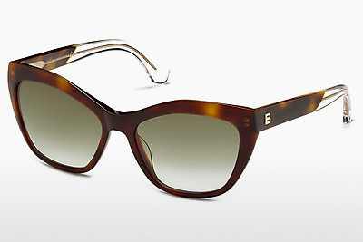 Lunettes de soleil Balenciaga BA0047 53P - Havanna, Yellow, Blond, Brown