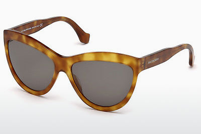 Lunettes de soleil Balenciaga BA0090 53N - Havanna, Yellow, Blond, Brown