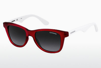Lunettes de soleil Carrera CARRERINO 10 DDZ/9O - Rouges, Blanches