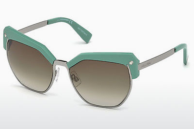 Zonnebril Dsquared DQ0253 93P - Groen, Bright, Shiny