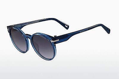 Lunettes de soleil G-Star RAW GS644S THIN LORIN 425 - Vertes, Dark, Blue