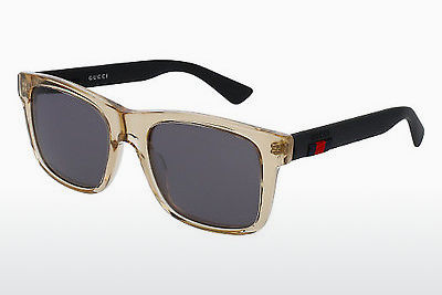 Zonnebril Gucci GG0008S 005 - Geel