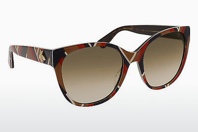 Zonnebril Gucci GG0097S 004 - Geel