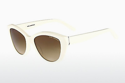 Lunettes de soleil Karl Lagerfeld KL839S 106 - Blanches