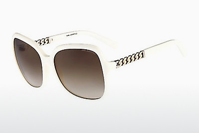 Lunettes de soleil Karl Lagerfeld KL841S 106 - Blanches
