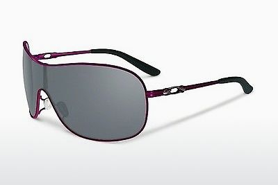 Zonnebril Oakley COLLECTED (OO4078 407804) - Rood