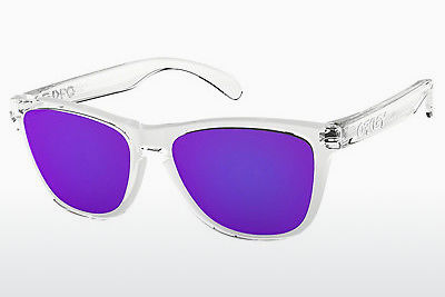 Lunettes de soleil Oakley FROGSKINS (OO9013 24-305) - Blanches, Clear