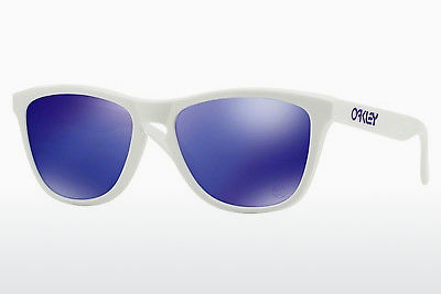 Lunettes de soleil Oakley FROGSKINS (OO9013 901335) - Blanches