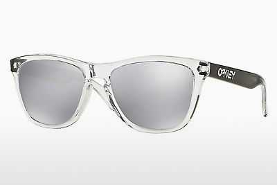 Lunettes de soleil Oakley FROGSKINS (OO9013 901372) - Transparentes, Blanches