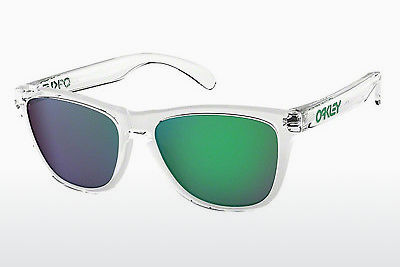 Lunettes de soleil Oakley FROGSKINS (OO9013 9013A3) - Blanches, Clear