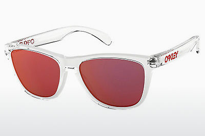 Lunettes de soleil Oakley FROGSKINS (OO9013 9013A5) - Blanches, Clear