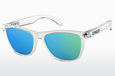 Lunettes de soleil Oakley FROGSKINS (OO9013 9013A6) - Blanches, Clear