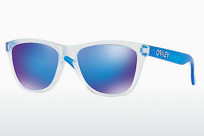 Lunettes de soleil Oakley FROGSKINS (OO9013 9013B2) - Transparentes, Blanches