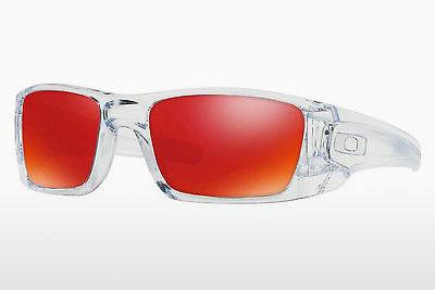 Lunettes de soleil Oakley FUEL CELL (OO9096 9096H6) - Blanches, Clear