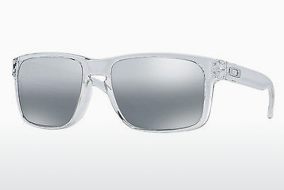 Lunettes de soleil Oakley HOLBROOK (OO9102 910206) - Blanches, Clear