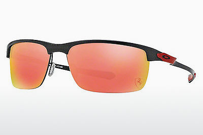 Zonnebril Oakley CARBON BLADE (OO9174 917406) - Rood