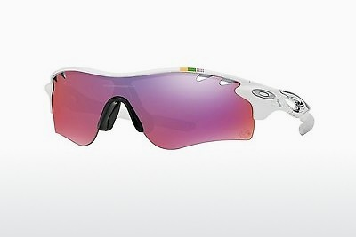 Zonnebril Oakley RADARLOCK PATH (OO9181 918132) - Wit, Chrome