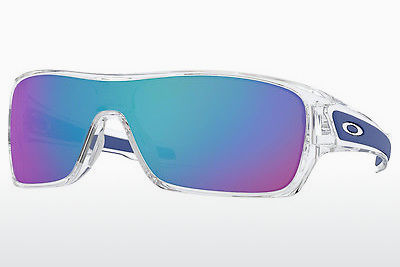 Lunettes de soleil Oakley TURBINE ROTOR (OO9307 930710) - Blanches, Clear
