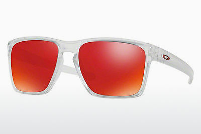 Zonnebril Oakley SLIVER XL (OO9341 934109) - Wit, Clear