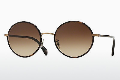Lunettes de soleil Paul Smith DANBURY (PM4076SJ 524513) - Or