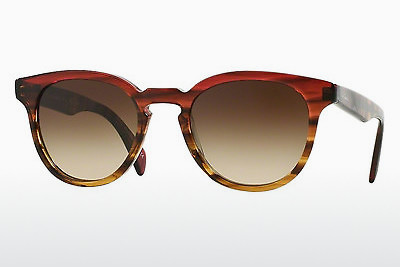 Lunettes de soleil Paul Smith SERLE (U) (PM8238SU 150013) - Pourpre, Brunes, Havanna