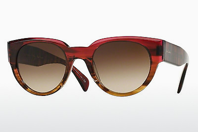Lunettes de soleil Paul Smith KEASDEN (PM8247SU 150013) - Pourpre, Brunes, Havanna