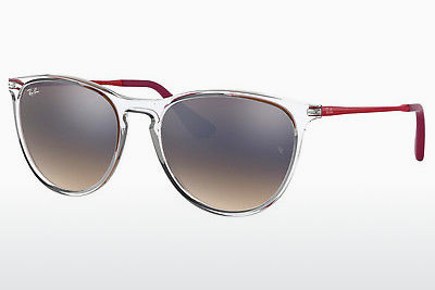Zonnebril Ray-Ban Junior RJ9060S 7032B8 - Wit, Doorzichtig