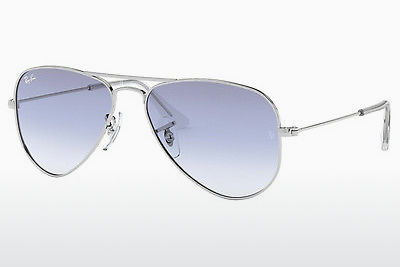 Zonnebril Ray-Ban Junior RJ9506S 212/19 - Zilver