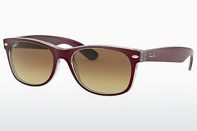 Zonnebril Ray-Ban NEW WAYFARER (RB2132 605485) - Paars, Bordo
