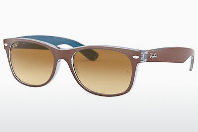 Zonnebril Ray-Ban NEW WAYFARER (RB2132 618985) - Bruin, Chocolate