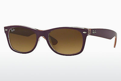 Zonnebril Ray-Ban NEW WAYFARER (RB2132 619285) - Paars