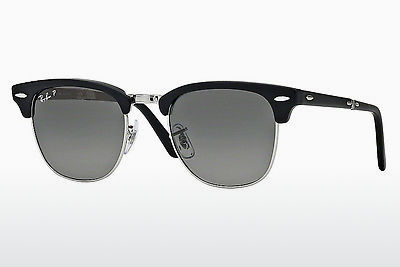 Zonnebril Ray-Ban CLUBMASTER FOLDING (RB2176 901SM8) - Zwart