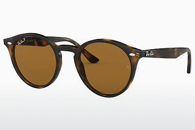Zonnebril Ray-Ban RB2180 710/83 - Bruin, Havanna