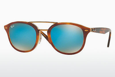 Lunettes de soleil Ray-Ban RB2183 1128B7 - Brunes, Havanna, Orange