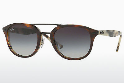 Zonnebril Ray-Ban RB2183 12268G - Bruin, Havanna, Wit