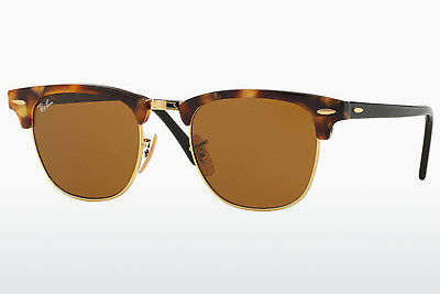 Zonnebril Ray-Ban CLUBMASTER (RB3016 1160) - Bruin