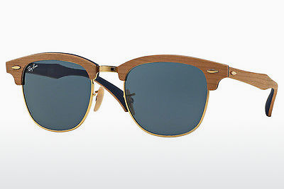 Zonnebril Ray-Ban CLUBMASTER (M) (RB3016M 1180R5) - Blauw